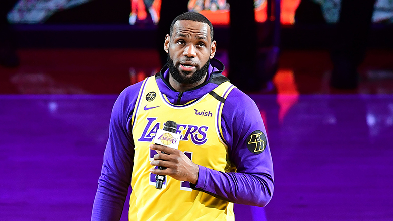 LeBron James Boldy Disses U.S. President Donald Trump [VIDEO]