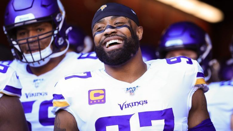 Giants FA target Everson Griffen narrows down his choices