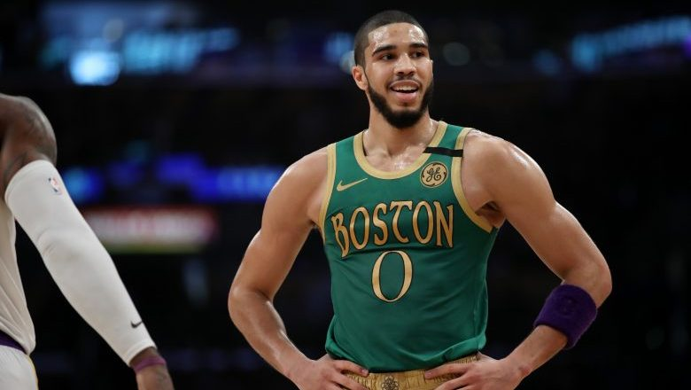 Celtics' Jayson Tatum says he can get better at everything