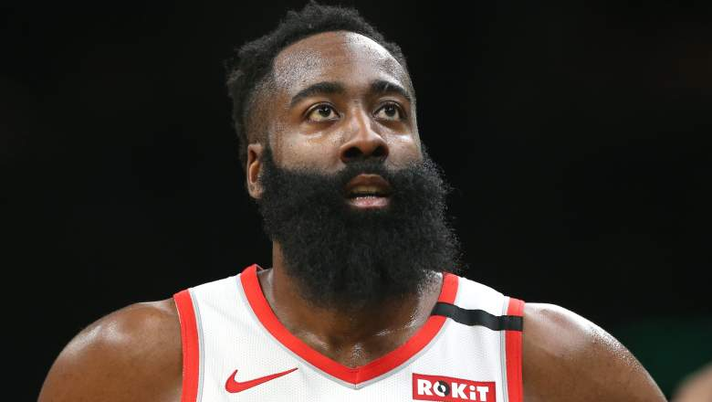 James Harden Blue Lives Matter
