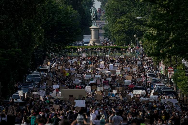 D.C. George Floyd Protests