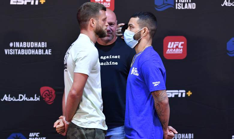 UFC Fight Night: Kattar v Ige Watch