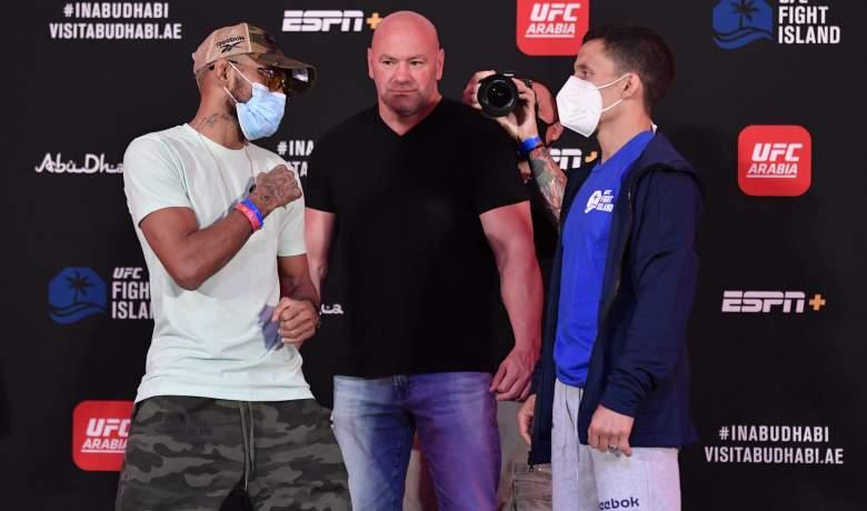 UFC Fight Night: Figueiredo v Benavidez 2 Watch