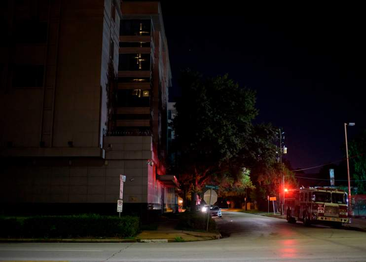 fire houston chinese consulate