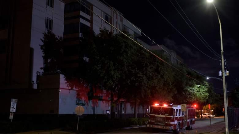 china consulate houston fire