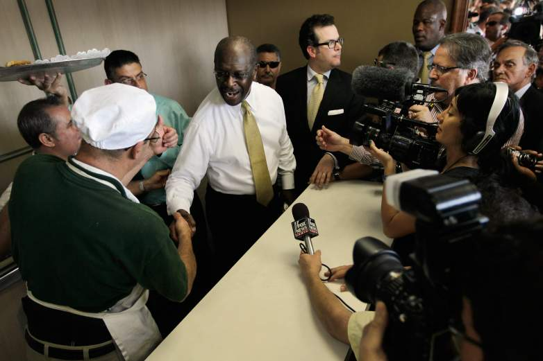 Herman Cain voters