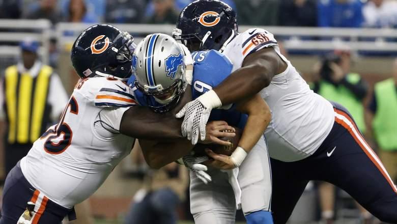 Eddie Goldman Bears opt out season covid-19