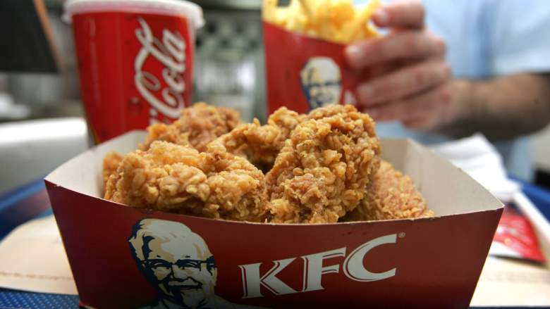 KFC July 4th