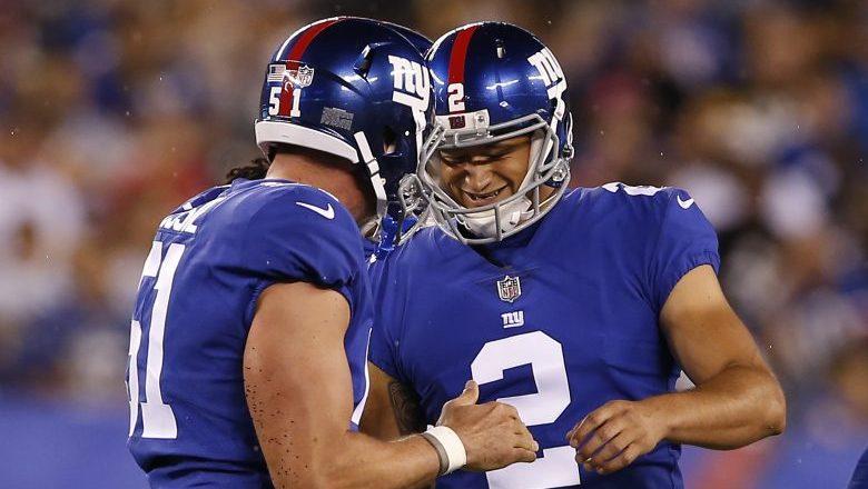Giants to Release Aldrick Rosas
