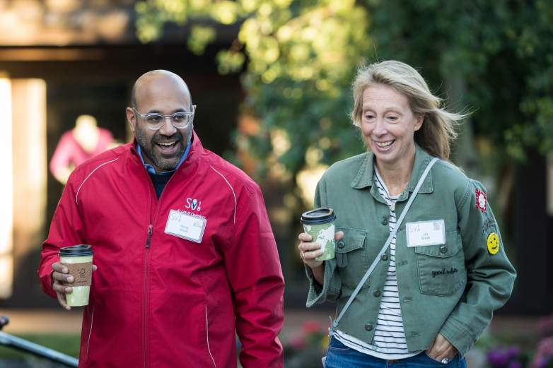 Annual Allen And Co. Meeting In Sun Valley Draws CEO's And Business Leaders To The Mountain Resort Town