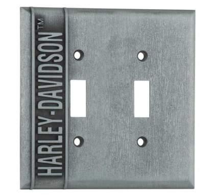 Harley Davidson Switch Plate