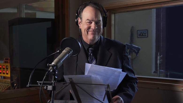 Dan Aykroyd hosts the Travel Channel's latest spooky series, Hotel Paranormal