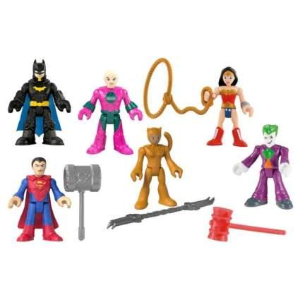 Imaginext DC Super Heroes vs. Villains Exclusive 6-Pack