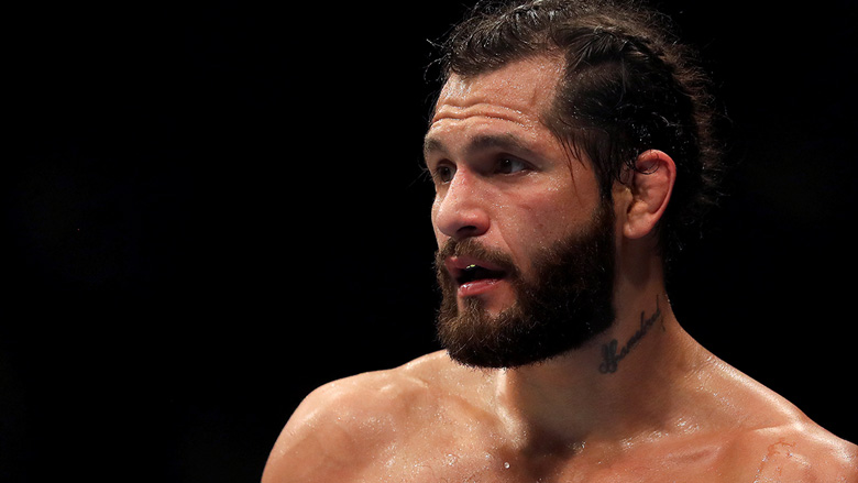 UFC Fighter Jorge Masvidal