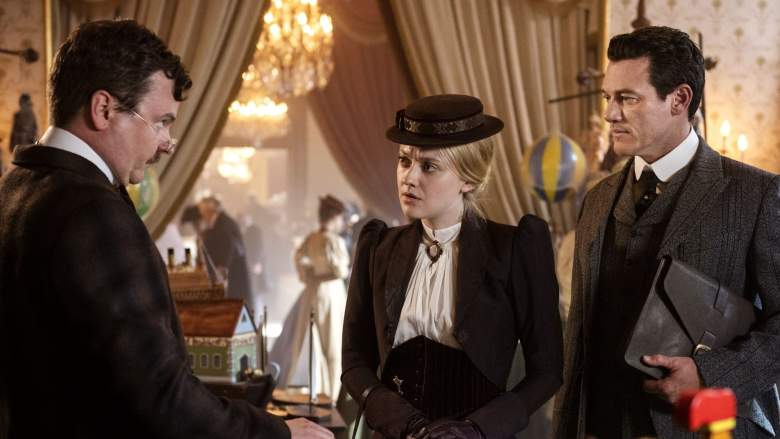 "The Alienist: Angel Of Darkness Ep 202, ""Something Wicked."""