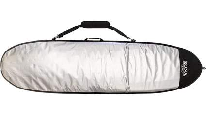 KONA SURF CO. Surfboard Insulated Travel Quality Shortboard and Longboard Board Bag Cover
