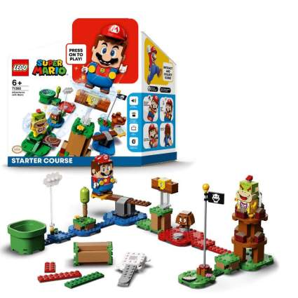 LEGO Super Mario Adventures - Mario Starter Course
