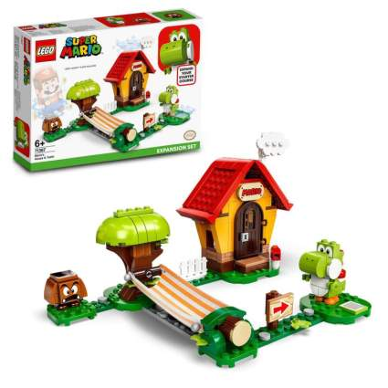 LEGO Super Mario Mario's House and Yoshi Expansion Set