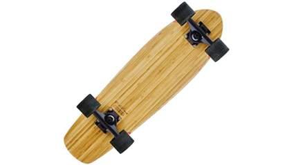 LJHBC Mini Cruiser Penny Skateboard 27 Inches Short Board Surfboard Suitable for Adult Teenagers Beginner Road Skateboard 78A High Elastic Wear Wheel