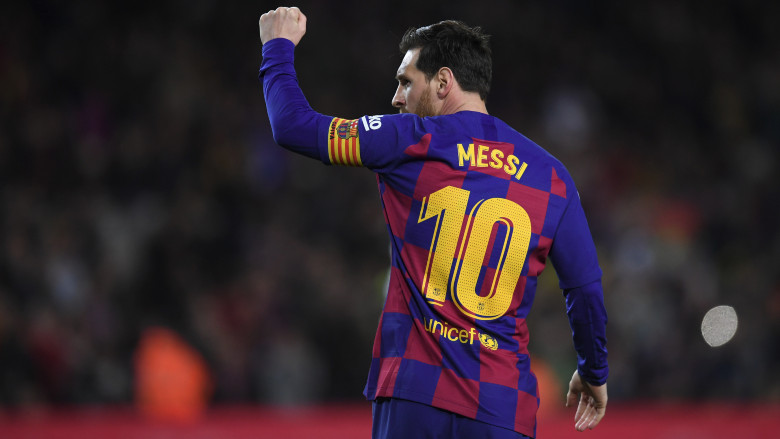 Lionel Messi picks out the world's five best players ...  |Lionel Messi