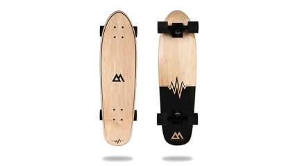Magneto Mini Cruiser Skateboard Cruiser | Short Board | Canadian Maple Deck - Designed for Kids, Teens and Adults …