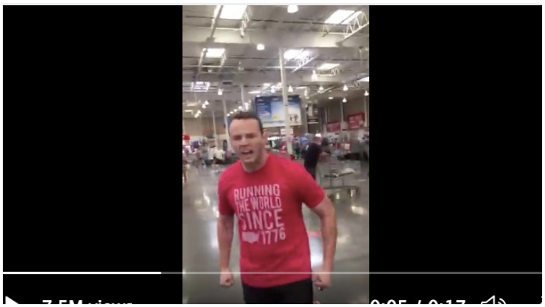 Daniel Maples Fired For Lashing Out In Florida Costco Heavy Com