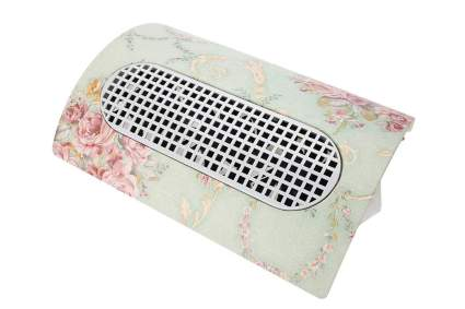 Floral patterned nail dust vacuum