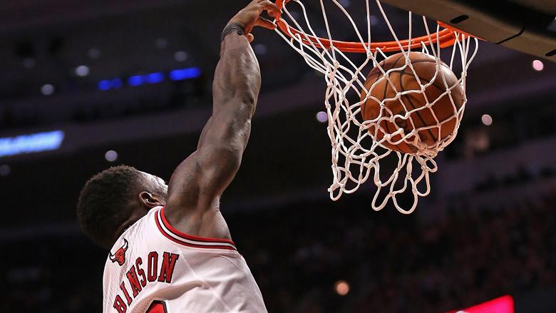NBA Player Nate Robinson