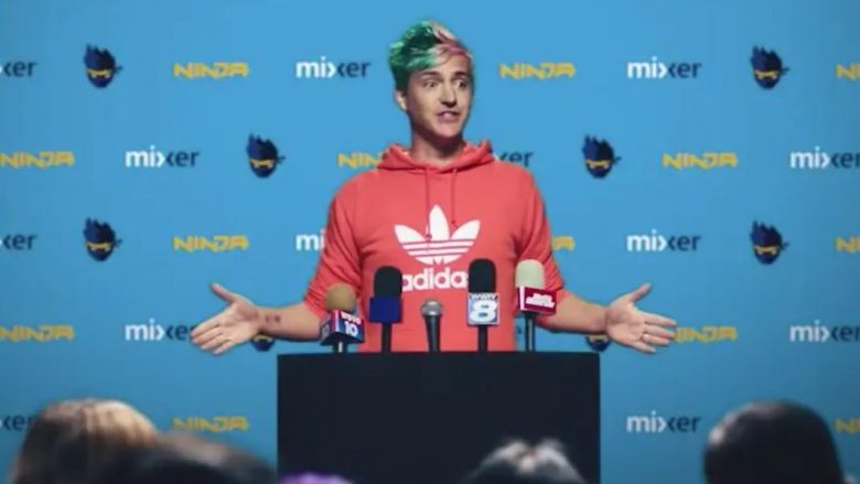 "Gaming superstar Tyler ""Ninja"" Blevins announced today that he will be streaming on YouTube Gaming after the abrupt announcement of the upcoming s"