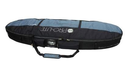 Pro-Lite Finless Coffin Surfboard Travel Bag Double/Triple (2-3 Boards)