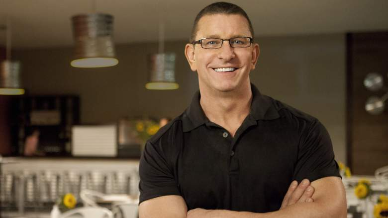 Robert Irvine on the Food Network's Restaurant Impossible