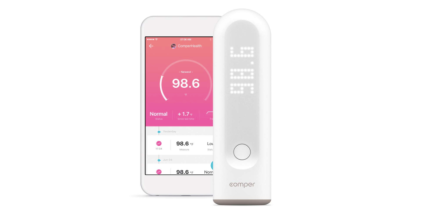 Comper Smart Medical Forehead Thermometer