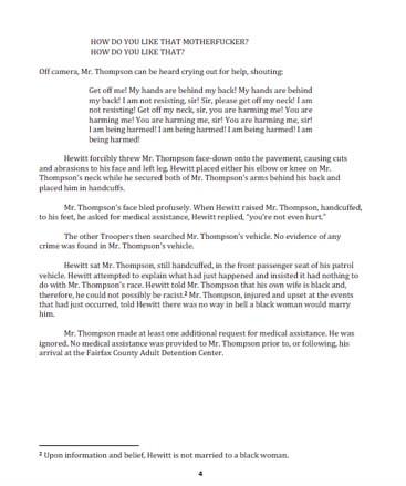 Joshua Erlich letter