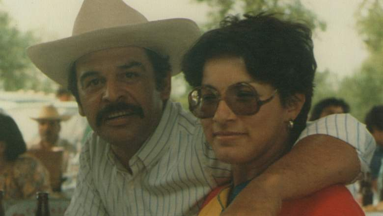"A never-before-seen photo of DEA Agent Enrique ""Kiki"" Camarena with his wife Geneva ""Mika"" Camarena. The photo was taken in Guadalajara in 1980."