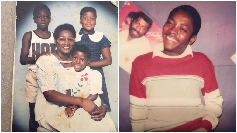 Timothy Coggins Family