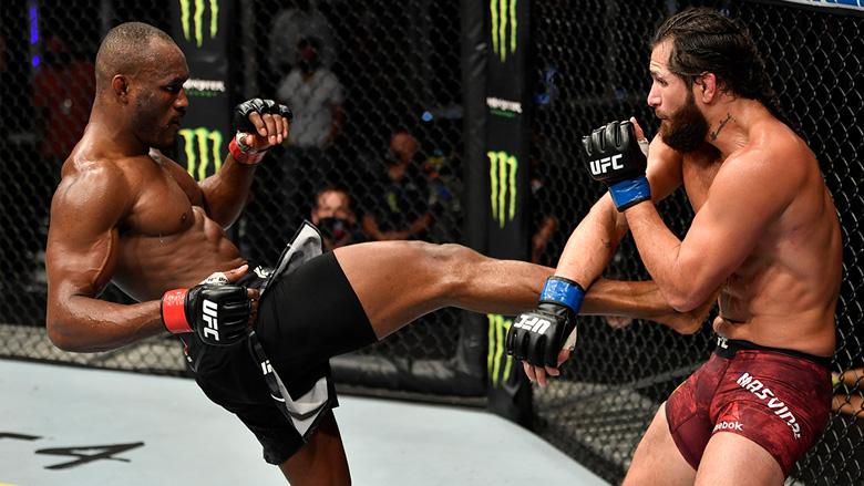 [VÍDEO] Los mejores momentos de la UFC 251: los besos de Masvidal
