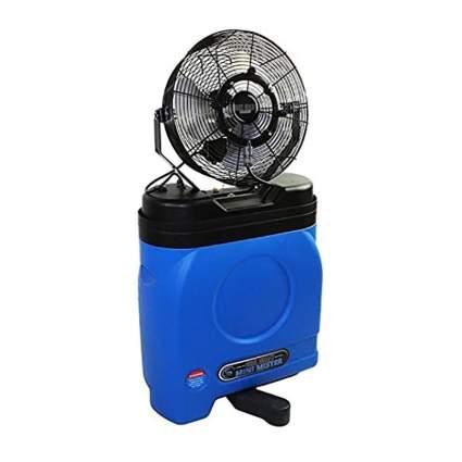 Ventamatic 14 Inch 20 Gallon Premium Misting Fan
