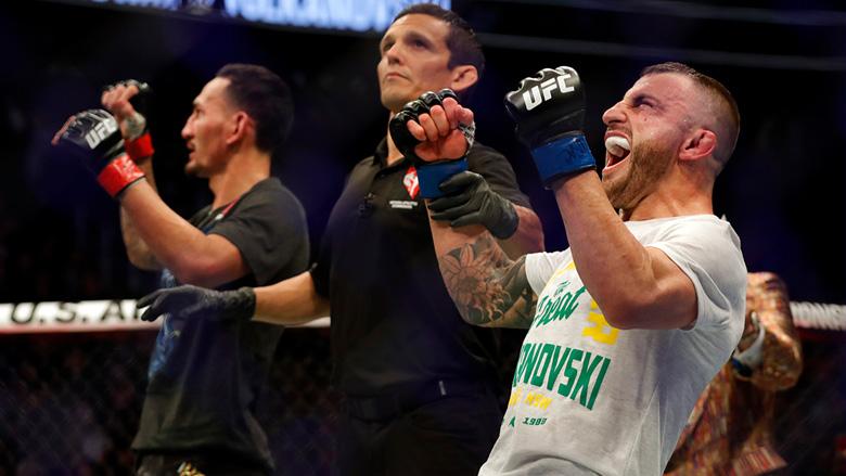 UFC Champion Alexander Volkanovski