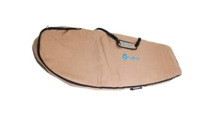 Wave Tribe Surfboard Travel Bags. Made from Hemp by California Eco Surfers