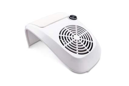 White portable nail fan