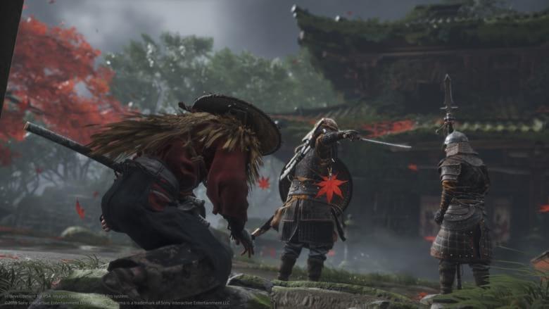 all in the wrist ghost of tsushima