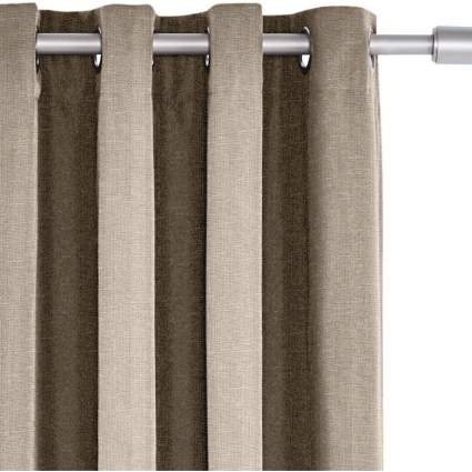 amazonbasics thermal curtains