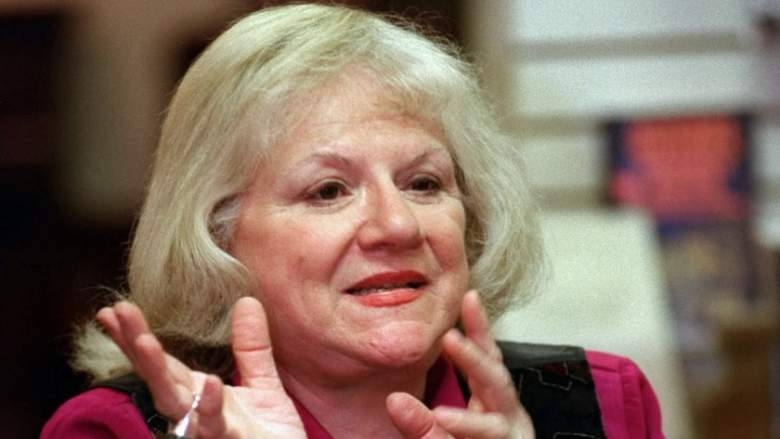 Author Ann Rule died in 2015 at the age of 83.