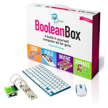 Boolean Box Build A Computer Science Kit For Girls