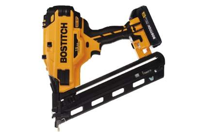 Bostitch 20V MAX 18-Gauge Angled Cordless Brad Nailer
