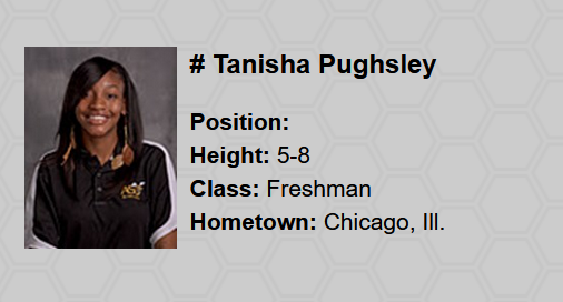 tanisha pughsley