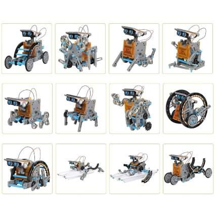 Ciro 12-In-1 Solar Robot Kit