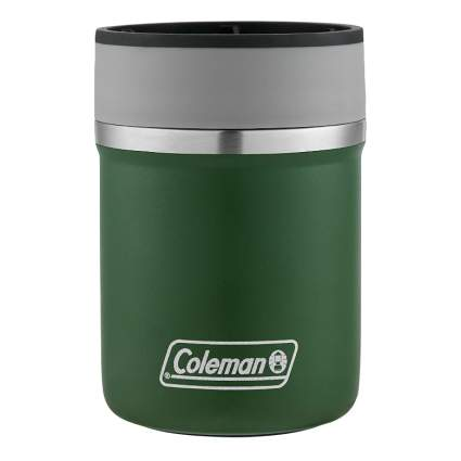 coleman lounger can cooler