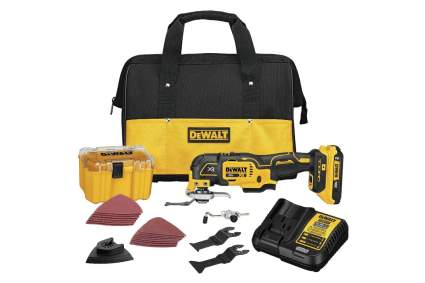 DeWalt DCS356D1 20V MAX XR Oscillating Multi-Tool Kit