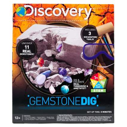 Discovery Kids Gemstone Dig Science Kit